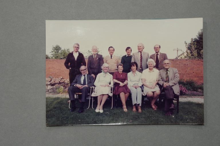 Committee Members in 1984