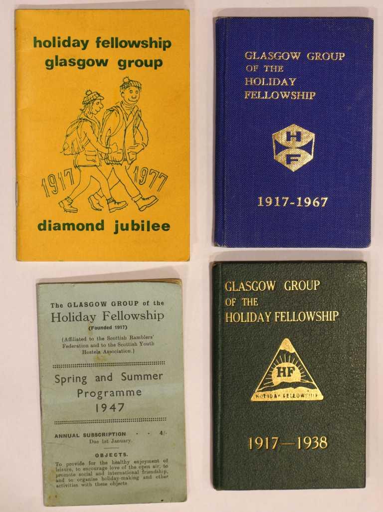 Glasgow HF selection of Membership's books
