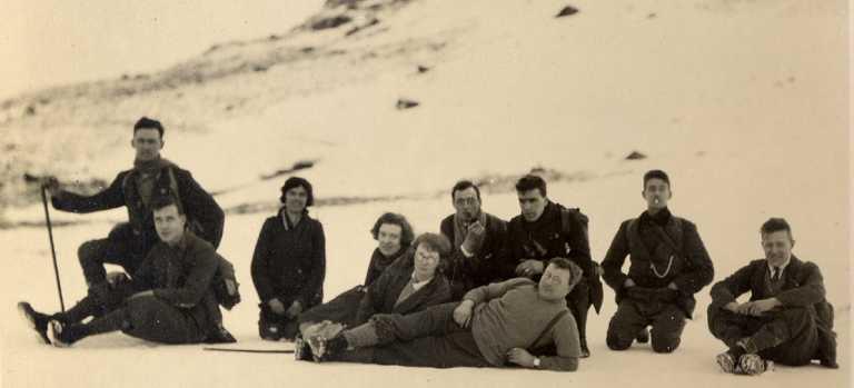 Group on Cobbler 1920'