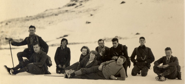 Group on Cobbler 1920'