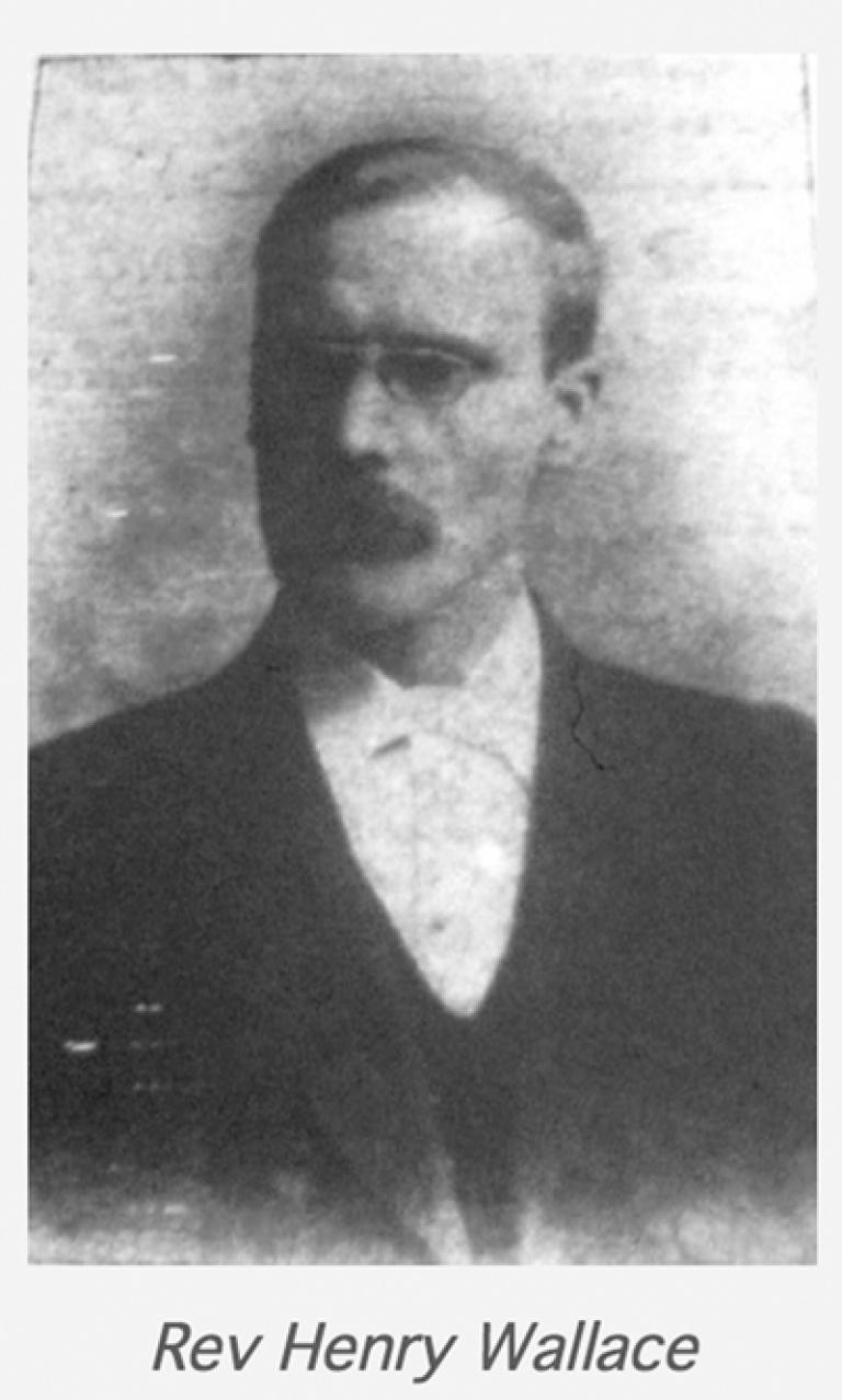 Rev H Wallace